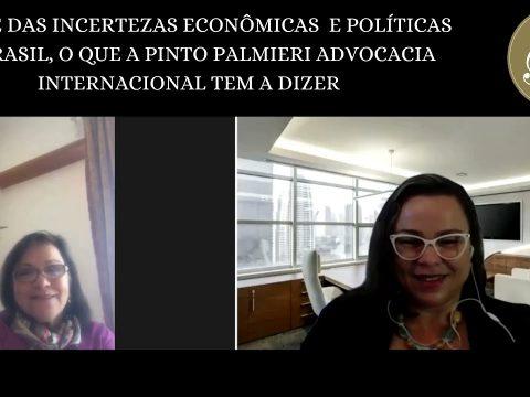 INCERTEZAS ECONÔMICAS E POLÍTICAS NO BRASIL